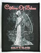 Children of Bodom - 'Halo of Blood' Woven Patch
